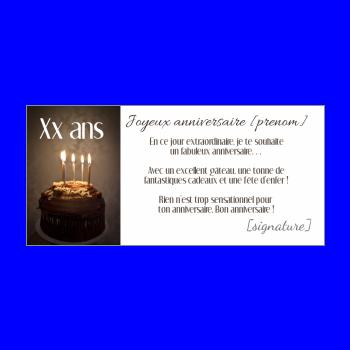 Carte D Anniversaire Pour 70 Ans A Imprimer Gratuit Ou Envoyer En Ligne