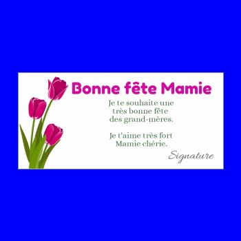 Carte Bonne Fete Mamie A Imprimer.Cartes Pour La Fete Des Grands Meres Mamie A Imprimer Gratuit