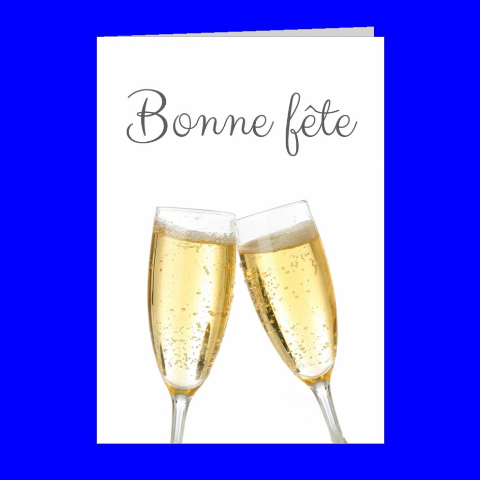 champagne fête