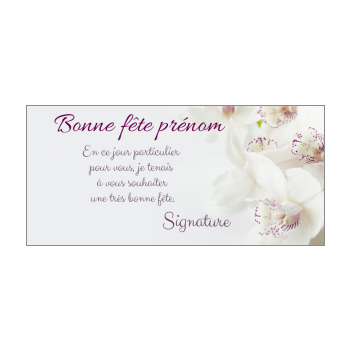 Carte De Vœux Bonne Fete Prenom A Imprimer Gratuit Ephemerides Saint Du Jour