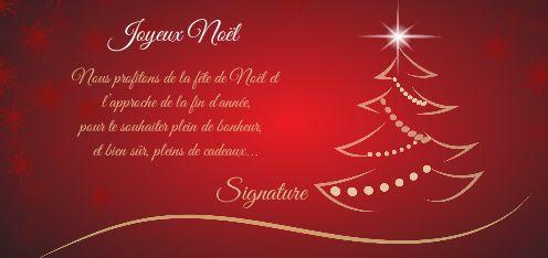Carte Joyeux Voeux Noel Jaune Rouge Gratuit à Imprimer