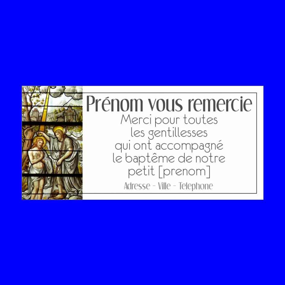 Carte Remerciement Bapteme Merci Eglise Dieu Gratuit A Imprimer Carte 894