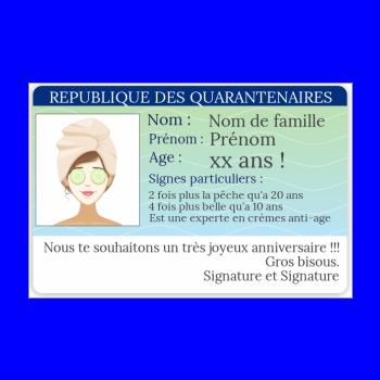 Carte D Anniversaire 40 Ans A Imprimer Gratuit Ou Envoyer Par Carte Virtuelle