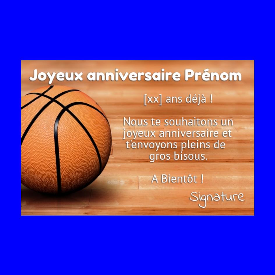Carte Joyeux Anniversaire Enfant Sport Ballon Gratuit A Imprimer Carte 231