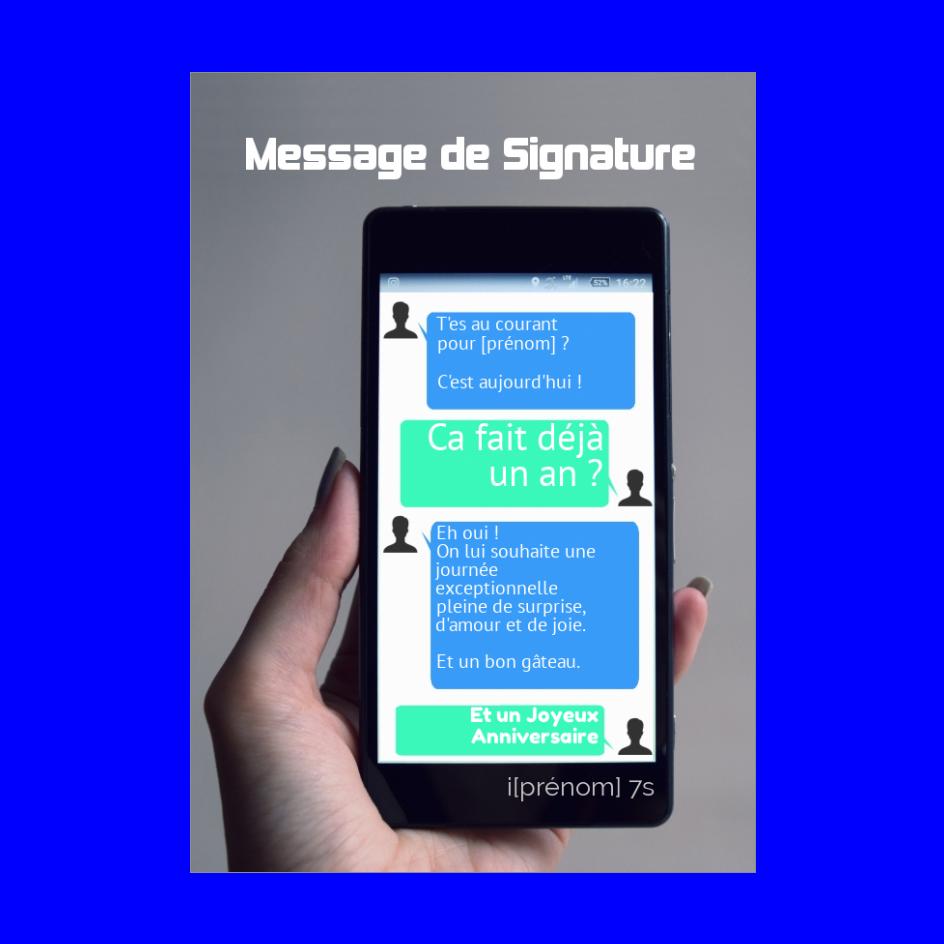 Carte Joyeux Anniversaire Bleu Vert Telephone Gratuit A Imprimer Carte 190