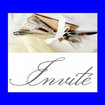 etiquette marque place table fourchette